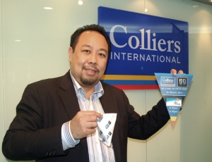 Patima Jeerapaet, Managing Director of Colliers International Thailand